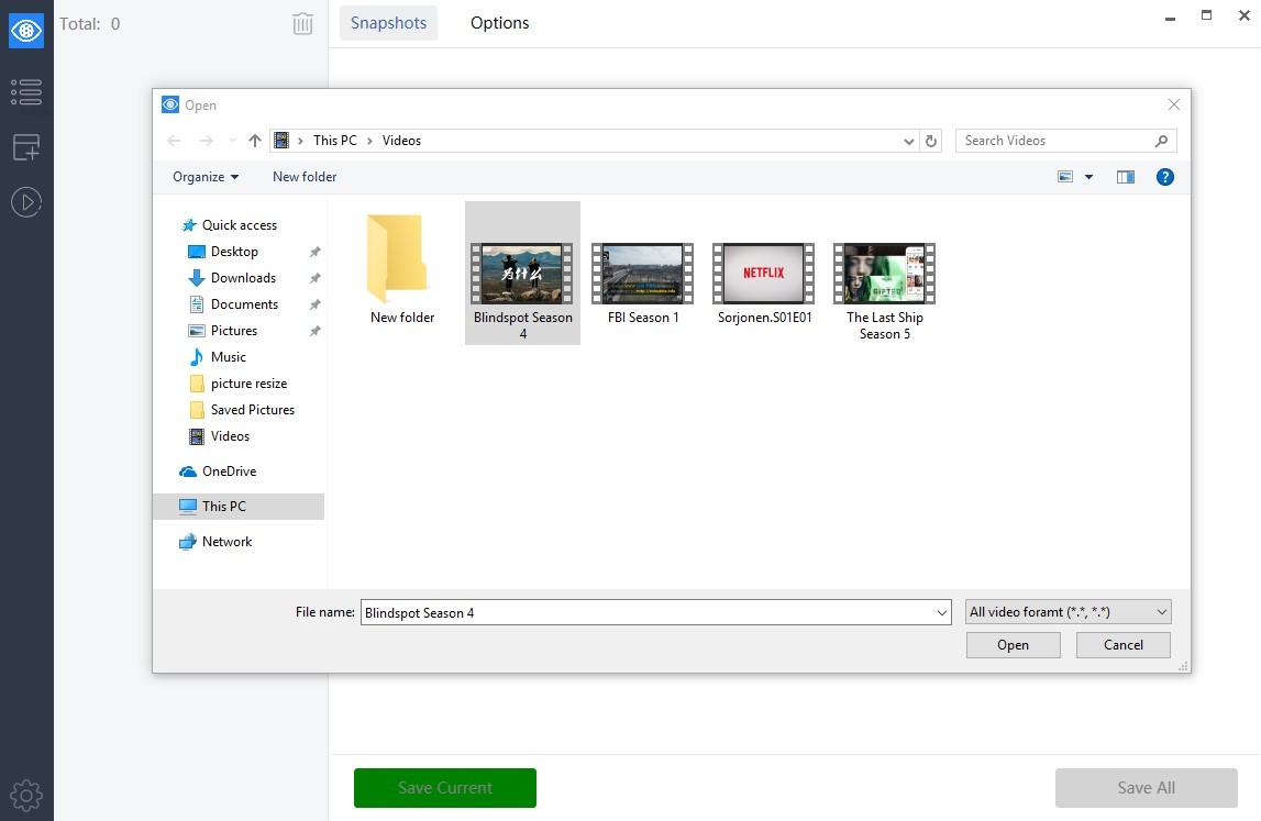 Full Video Snapshots Genius Business screenshot